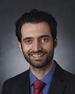Photo of Omid Jahanmahin
